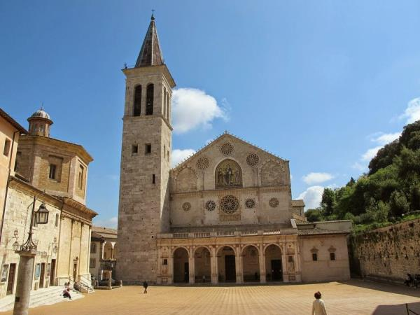 agriturismo dintorni di Spoleto Umbria