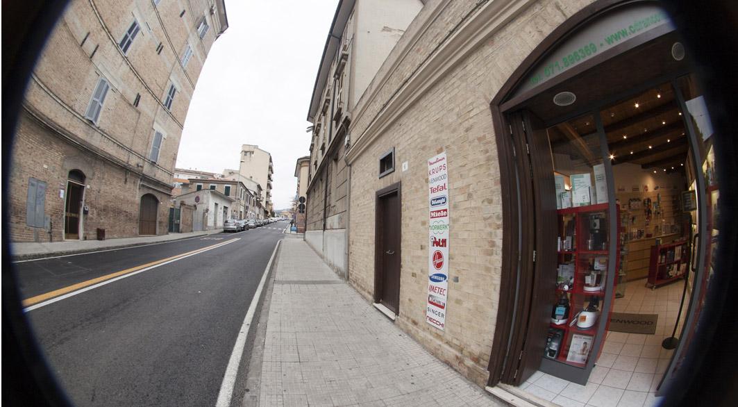 CDR via Ascoli Piceno 4 Ancona