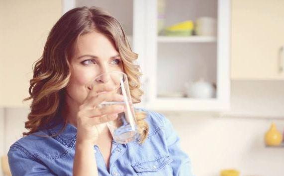 distribuzione acqua corporea