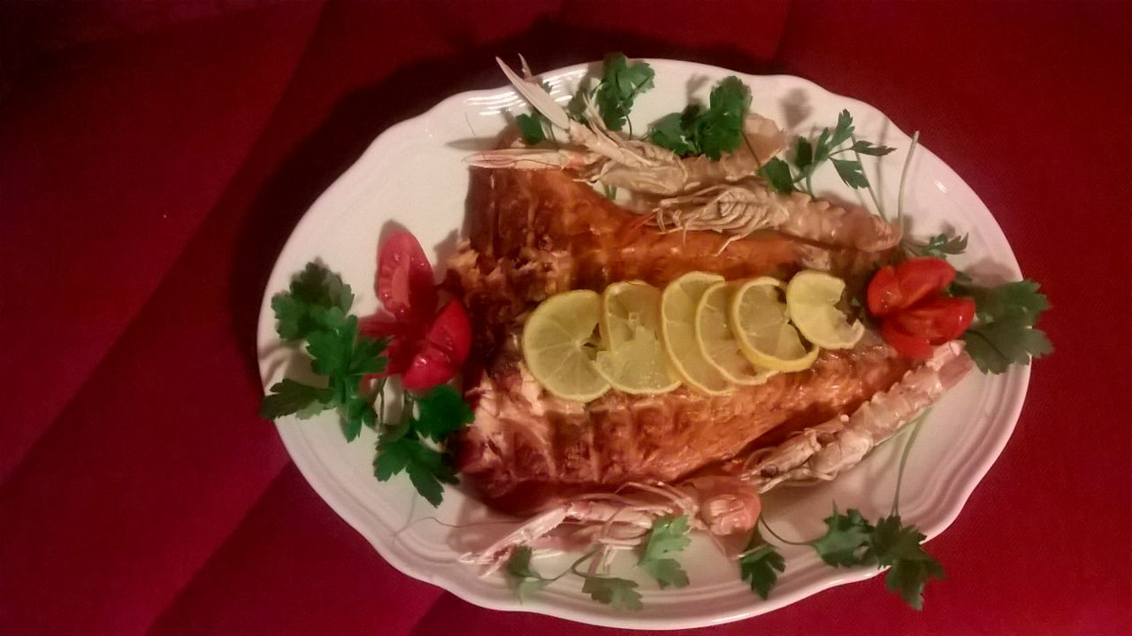 ristorante pesce rieti