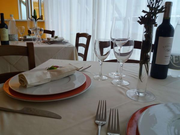 ristorante albergo hotel blu