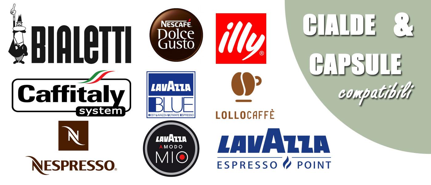 Cialde e capsule per il caffè