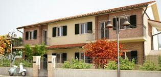 Costruzioni abitazioni di pregio zona residenziale Pieve delle Rose