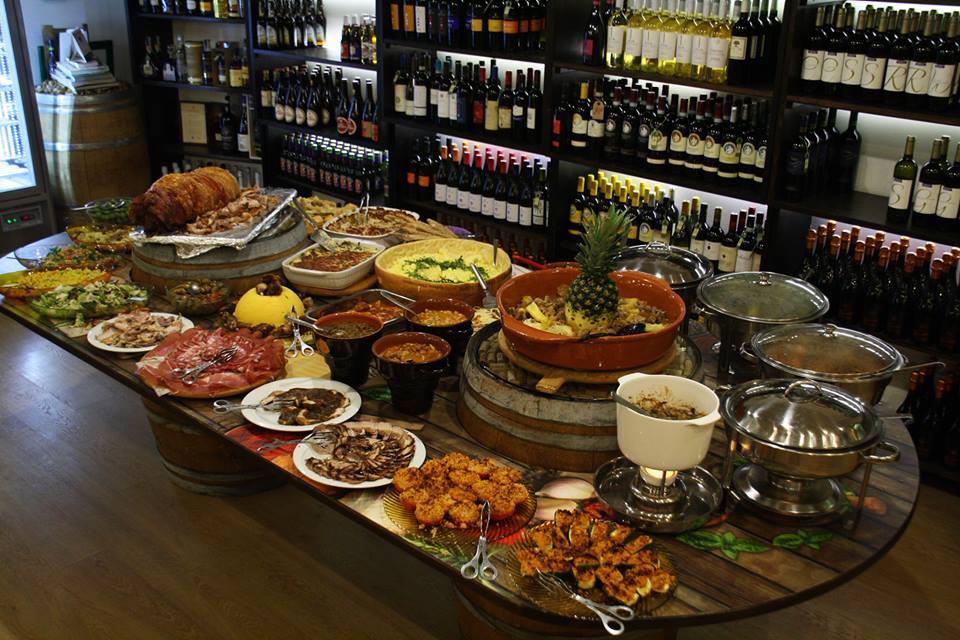 Cana a buffet L