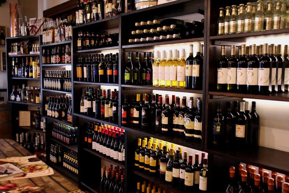 Cantina di vini L