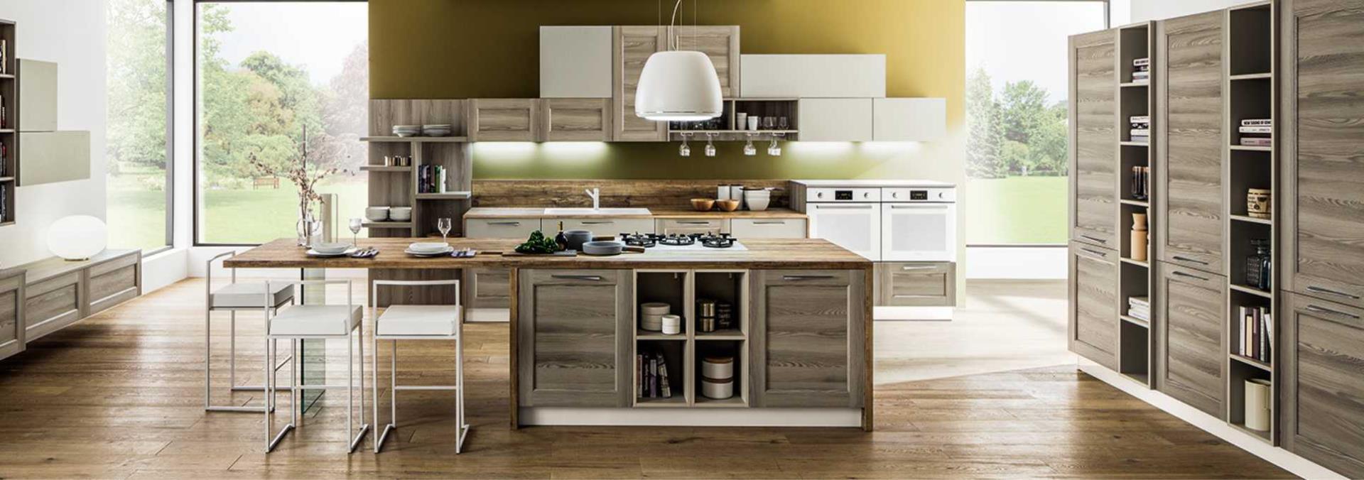 Centro Cucine  Andora Savona Imperia | progettazione e vendita Cucine Andora Savona Imperia | ARREDA PICCOLI