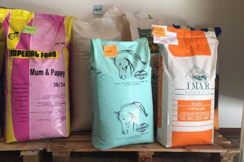 alimenti zootecnici a Ragusa