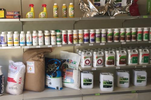 fertilizzante pianta Bio Garden a Ragusa