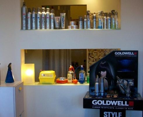Figaro prodotti Goldwell