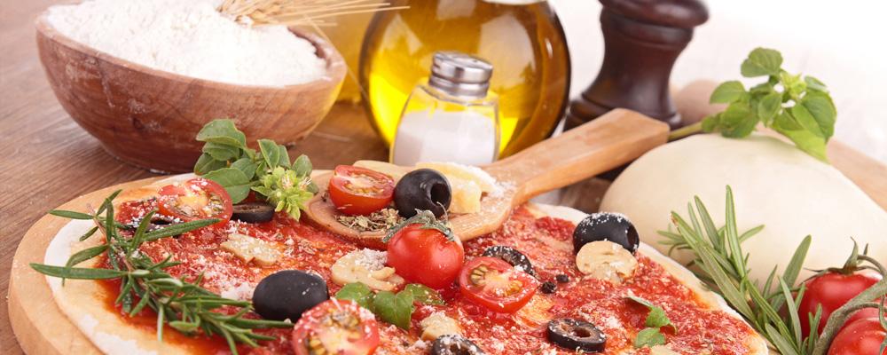 ingredienti pizza genuini