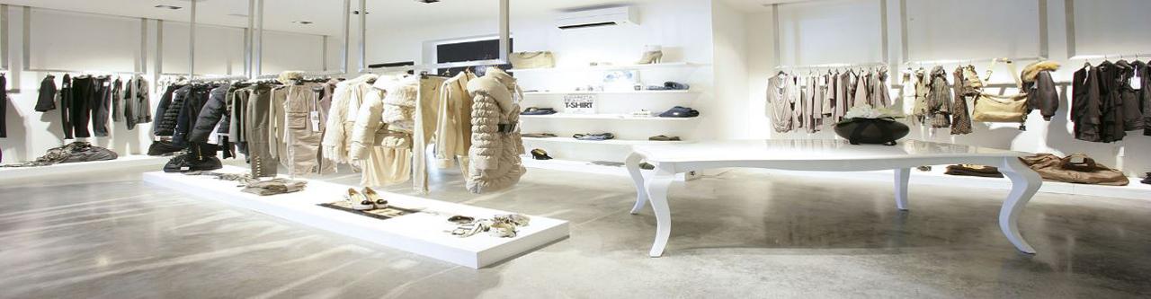 allestimenti di negozi di abbigliamento a Macerata