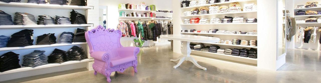 arredamenti di salone fashion a Macerata