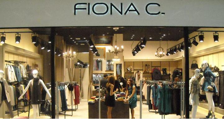 Fiona C negozio