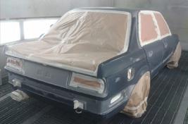 riparazione auto antica
