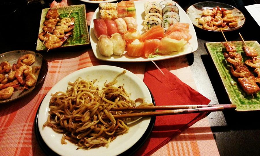 Sushi Zen a Lucca