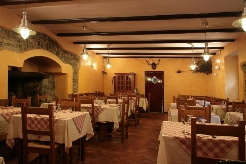 ristorante San fedele Intelvi