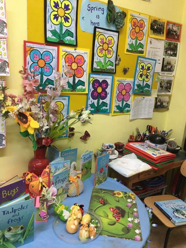 English nursery school in Castelli Romani
