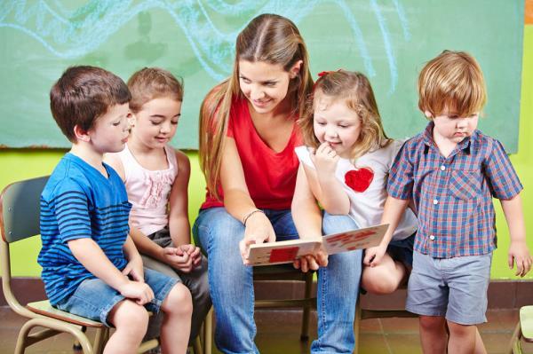 English language for children in Marino, Rome