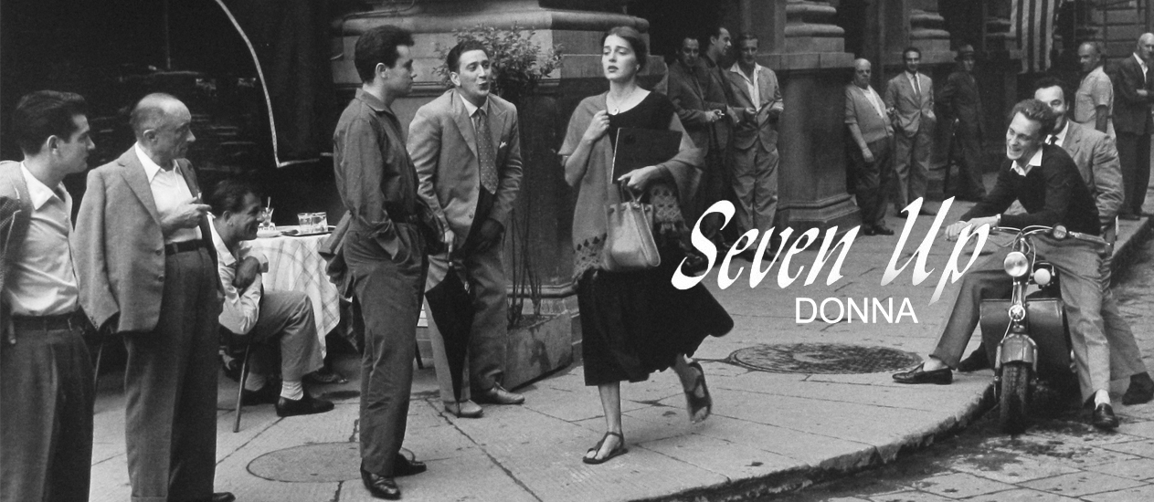 abbigliamento donna seven up roma