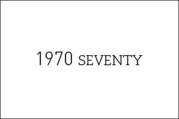 abbigliamento 1970 seventy seven up roma