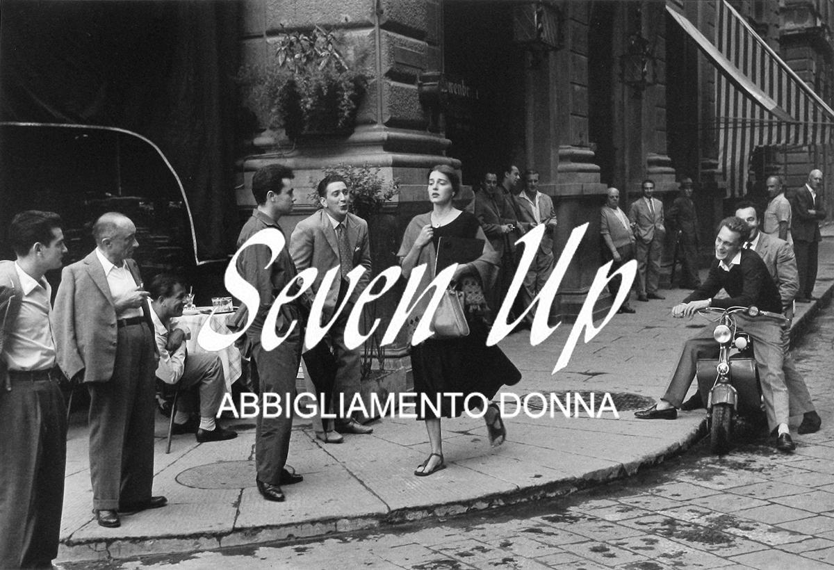 Seven Up Abbigliamento donna Corso Trieste Roma