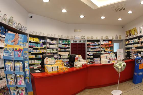 La Farmacia San Rocco dei fratelli dottori Busso