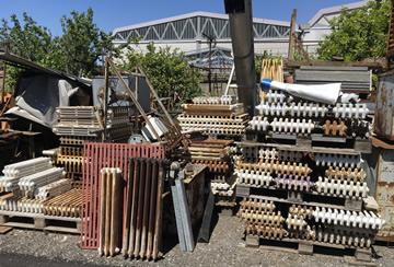 materiali edili roma urbani demolizioni
