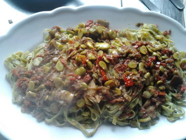 Cucina tradizionale su Petronuis