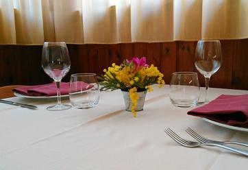 il ristorante petronius
