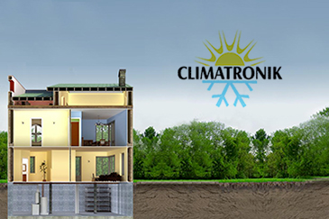 climatronik sistemi di condizionamento roma