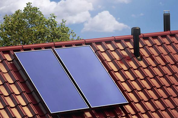 pannelli solari termici climatronik Roma