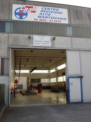 centro revisioni auto Castiglione delle Stiviere