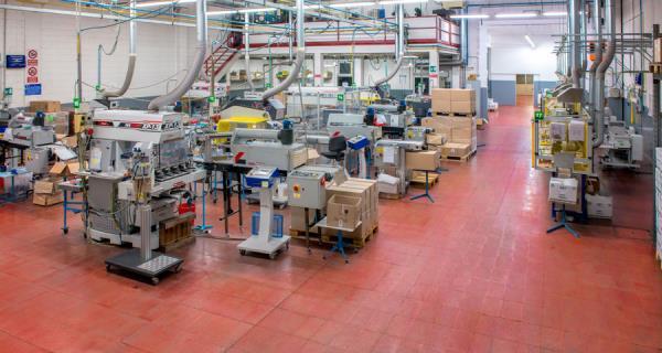 Printing Company Varese