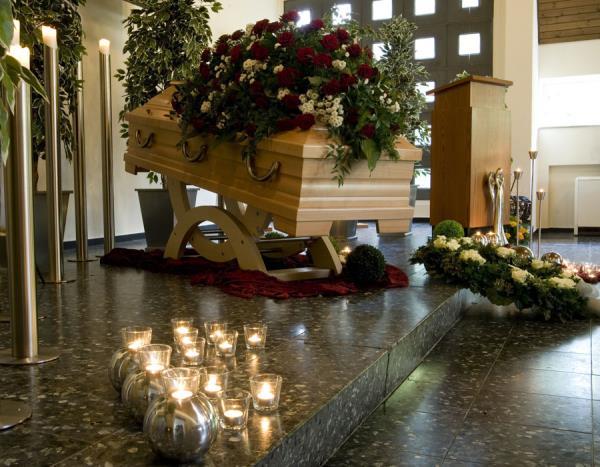 sala funebre Bari