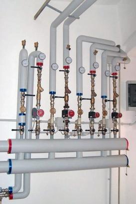 impianti idraulici su misura