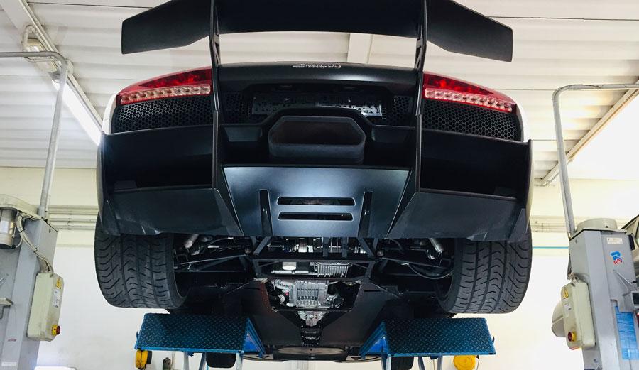 riparazione auto sportive pistoia