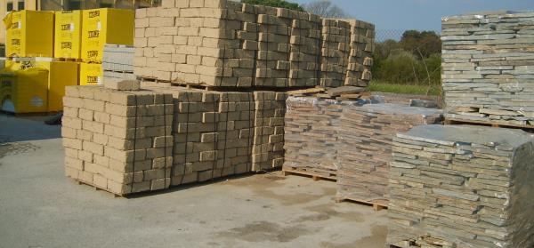 vendita materiali per edilizia Grosseto