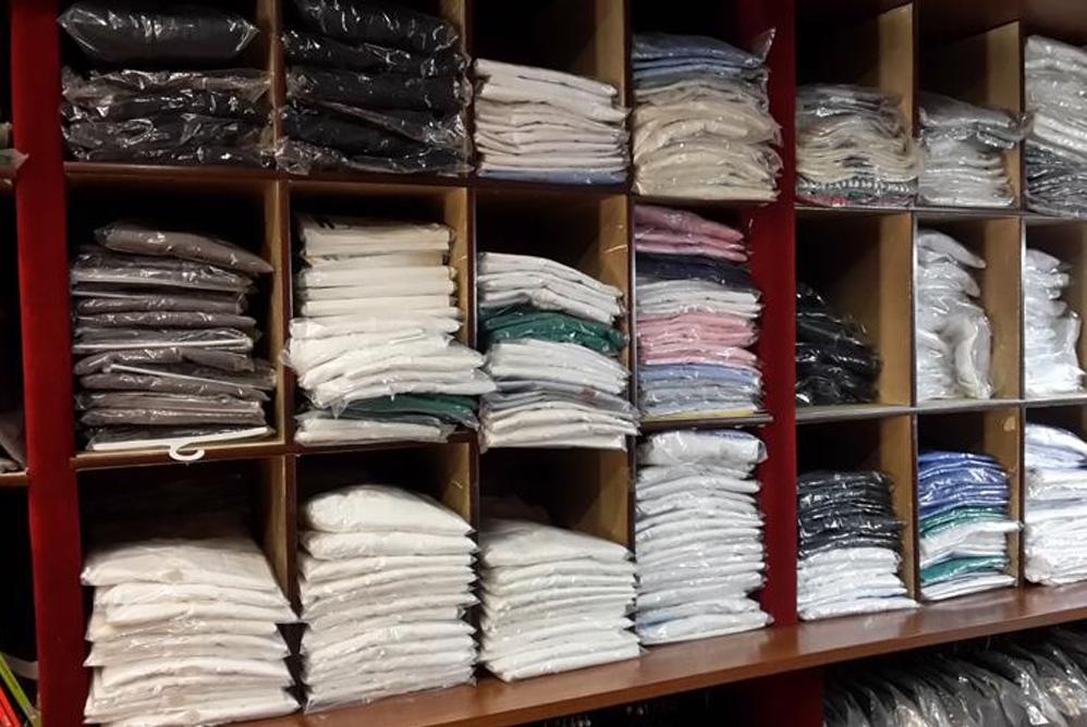 Abbigliamento da lavoro Parma