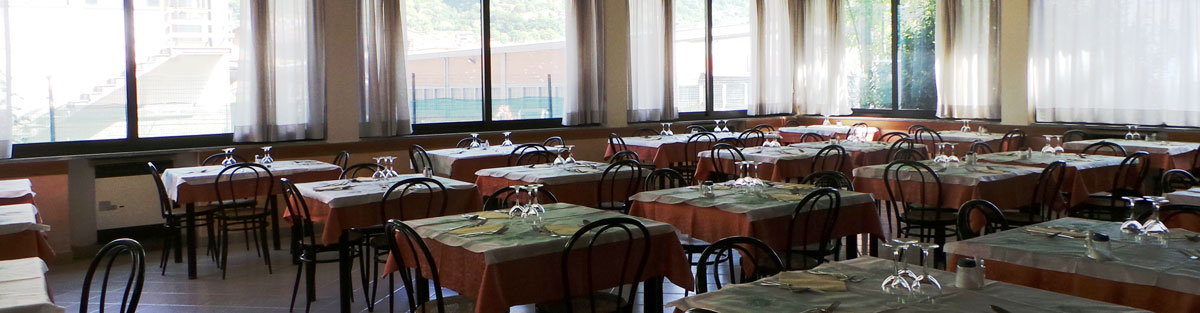 restaurant Lake Como