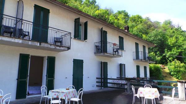 hôtel restaurant Tremezzina Côme