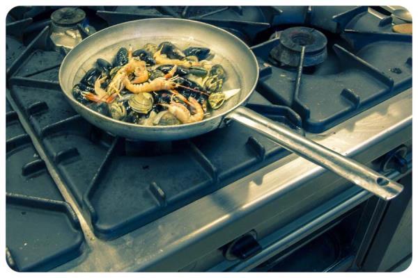 ristorante di pesce Vecchiano Pisa