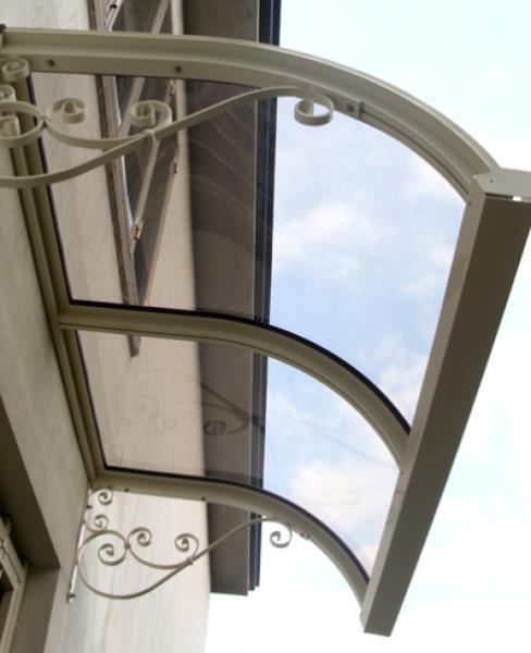 installazione pensiline esterne Bergamo