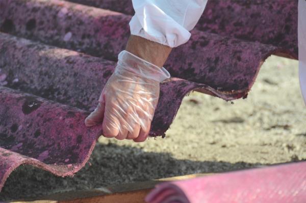 Carpenteria ed amianto