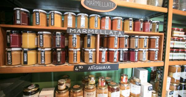 Marmellate F.lli Armanino Genova