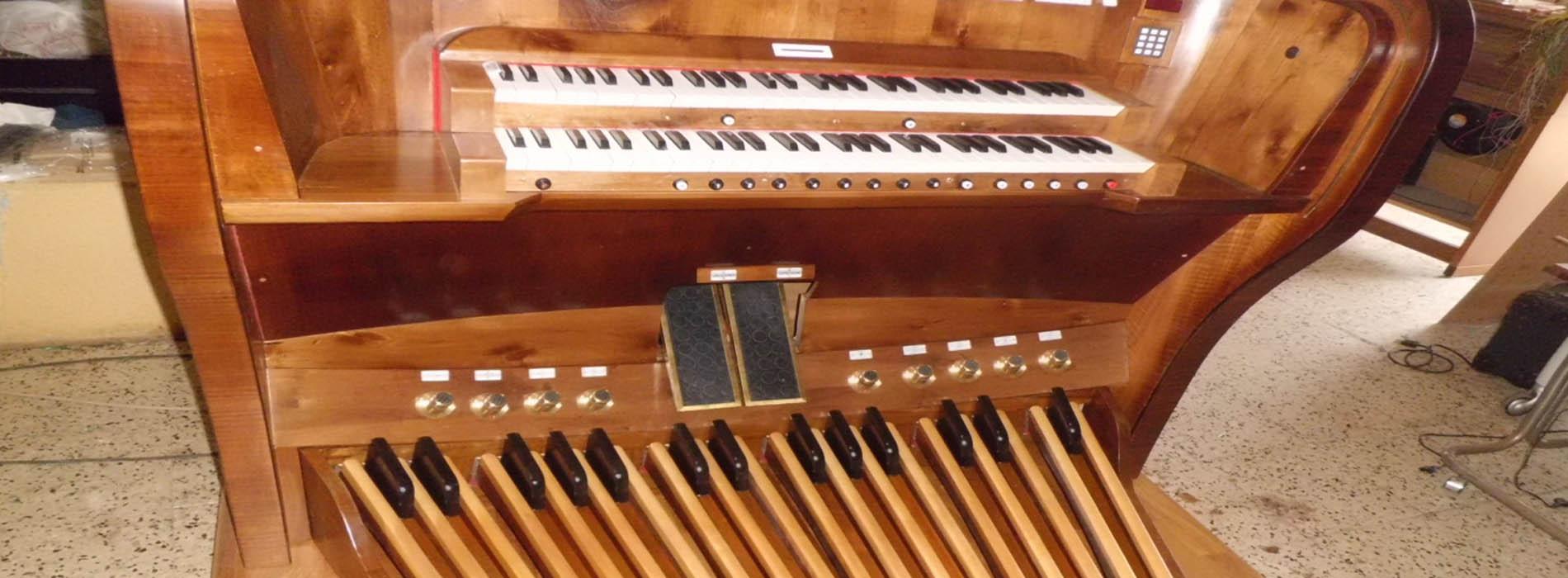 Organo Restaurato a Fuscaldo