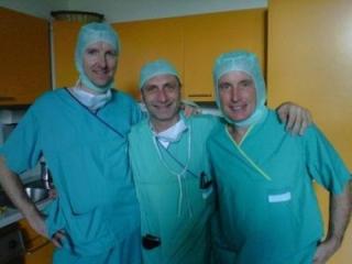 chirurgia protesica como