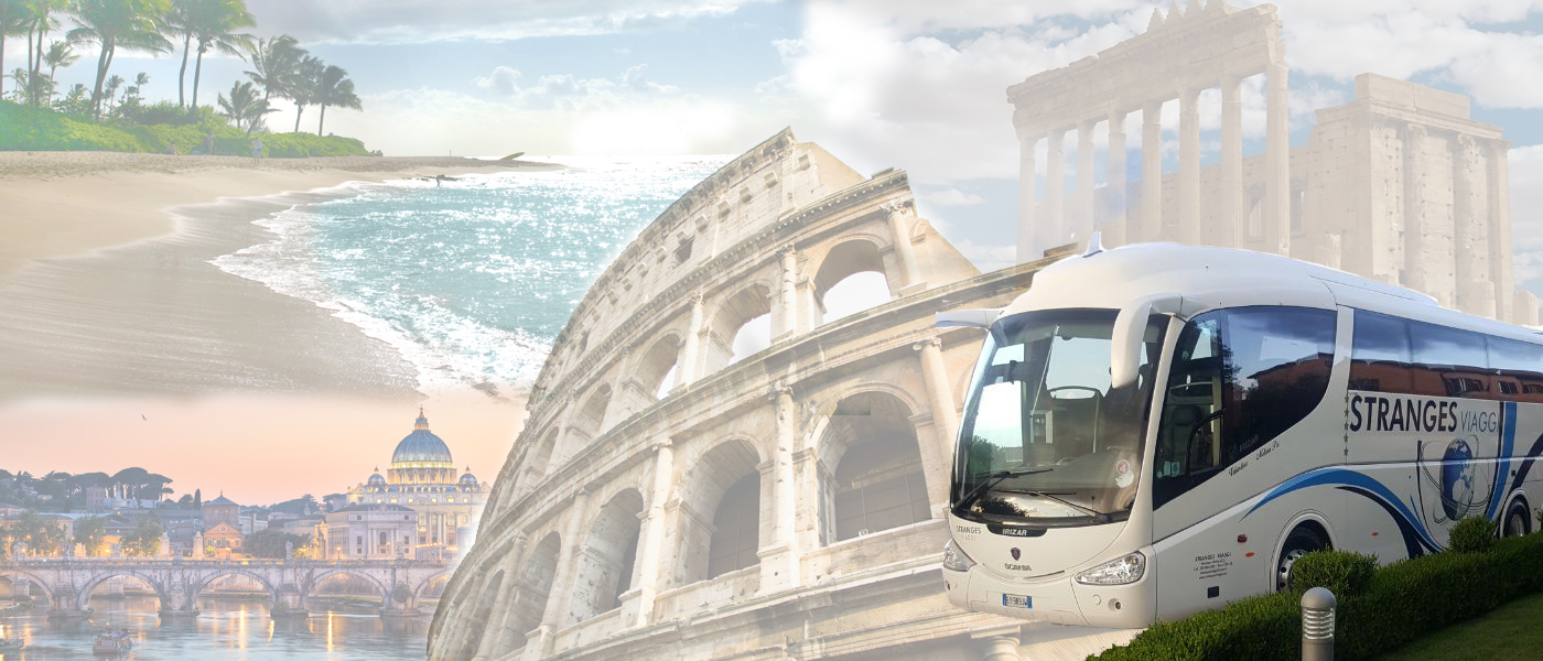 Viaggi in pullman organizzati Lamezia Terme Catanzaro