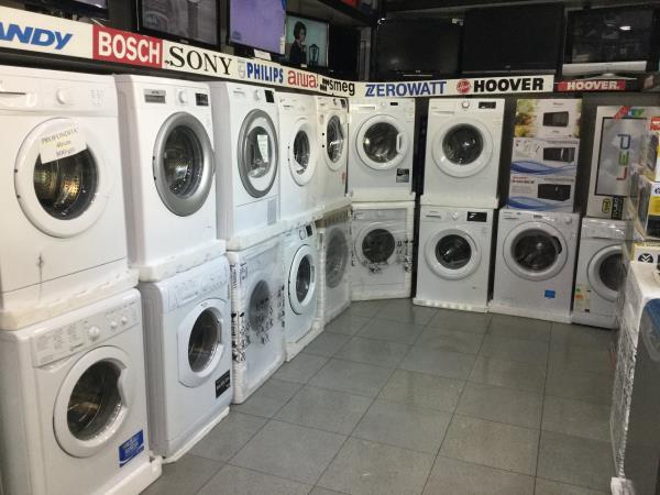 vendita lavatrici roma