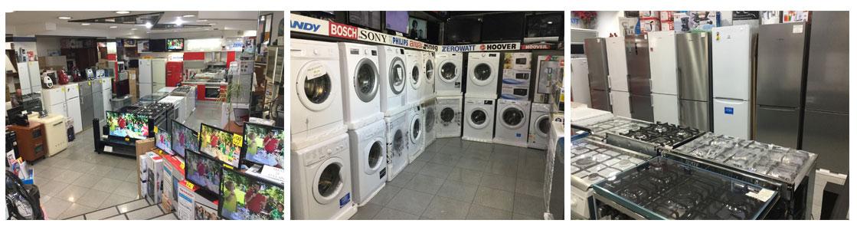 vendita elettrodomestici roma