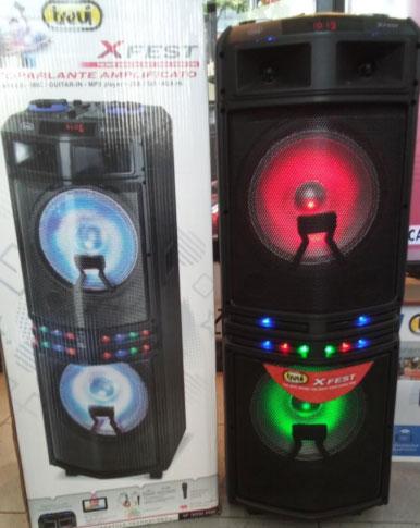 Cassa stereo XFest